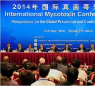 International Mycotoxin Conference 2014 successfully opened in Beijing